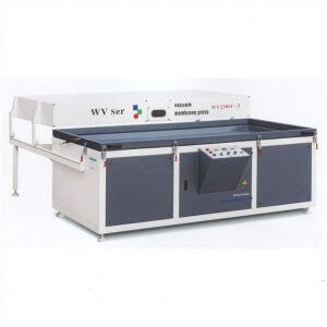 Vacuum Membrane Press