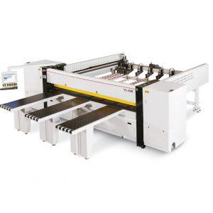 CNC Computer Beam Panel Saw Machine