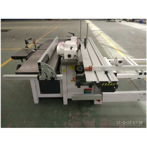 combined thickness planer machine