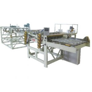 Core Veneer Splicing Machine