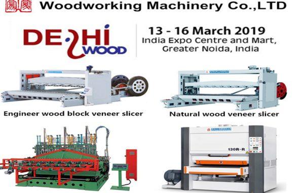 Delhi wood exhibition