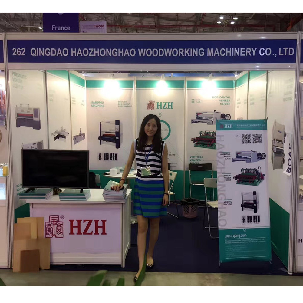 Vietnam Wood Exhibition Ended Successfully China Quality Woodworking Machinery Factory