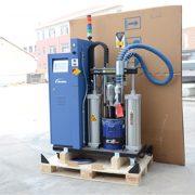 PUR Hotmelt Profile Wrapping Machine