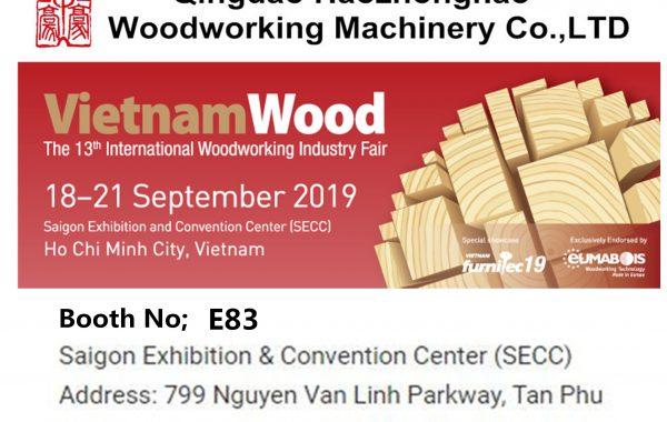 VIETNAMWOOD SHOW 2019