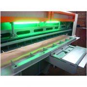 Veneer clipper machine