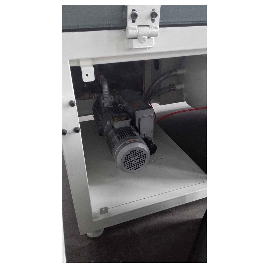 Vacuum Membrane Press Qingdao Haozhonghao Woodworking