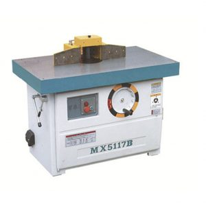vertical spindle molder machine