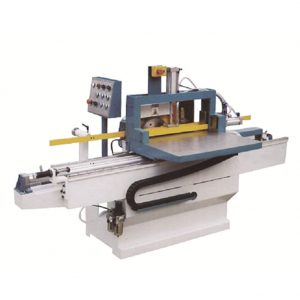 wood finger tenoning machine