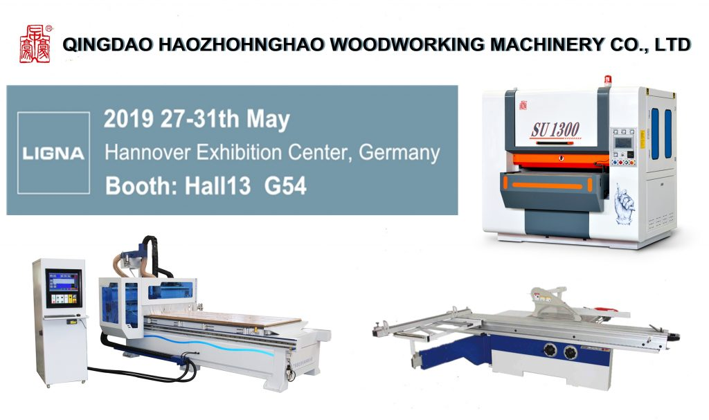 wood machinery exhibition
